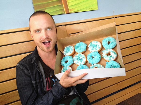 Aaron Paul Hot