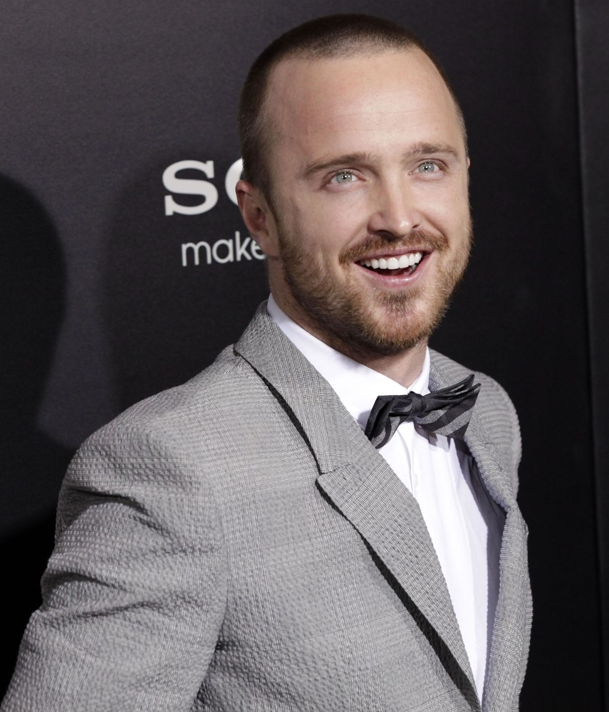 Aaron Paul Sexy Suit