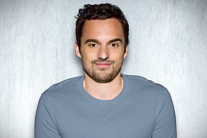 Jake Johnson Sexy