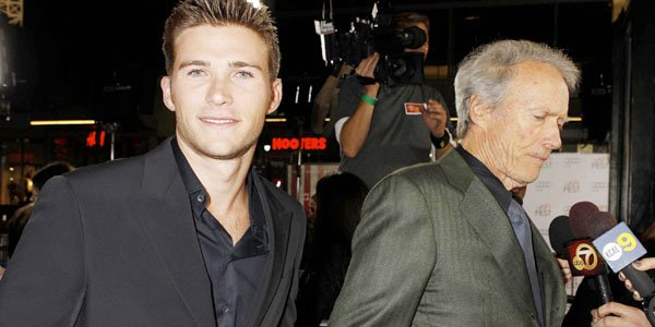 Scott And Clint Eastwood