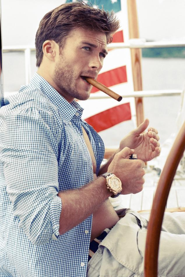 Scott Eastwood Hot