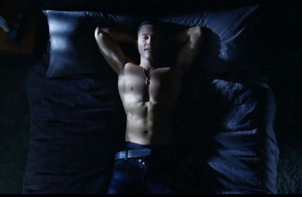 Joseph Gordon-Levitt Hot Shirtless