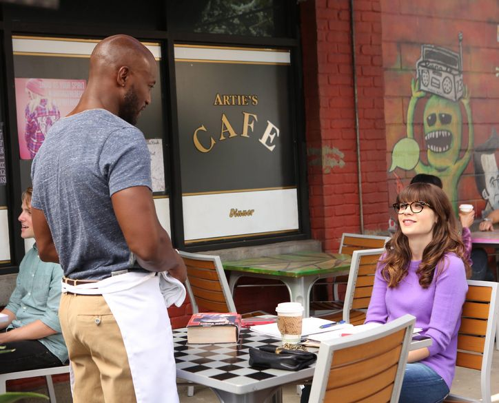 Taye Diggs Hot In New Girl