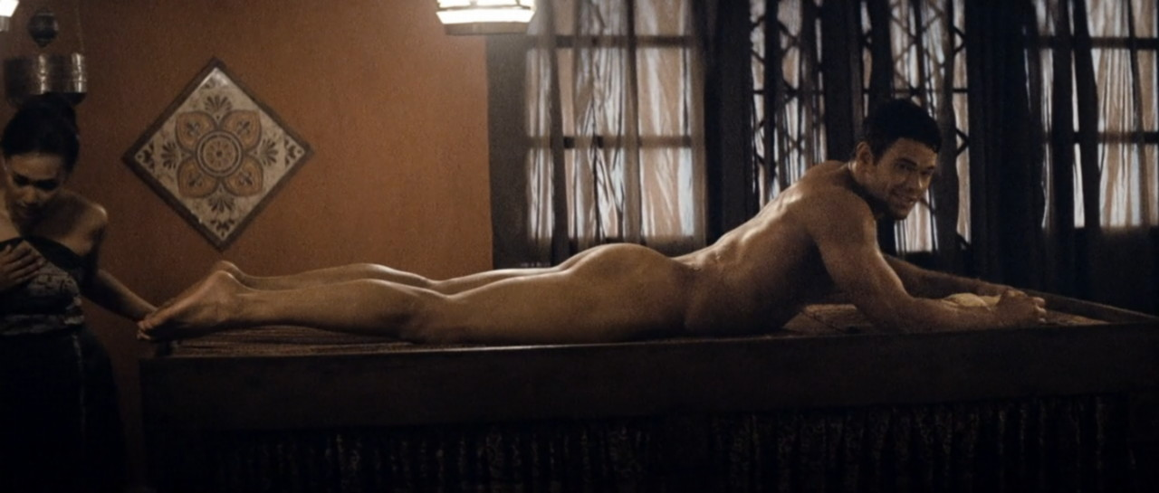 Kellan Lutz nude Java Heat