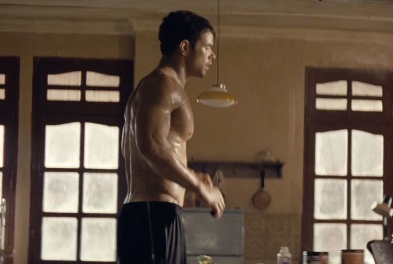 Kellan Lutz hot in Java Heat