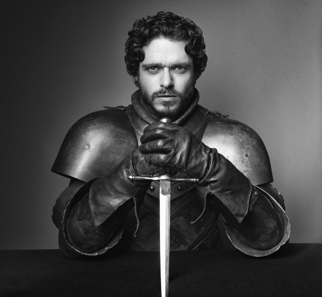Richard Madden Game of Thrones Pic