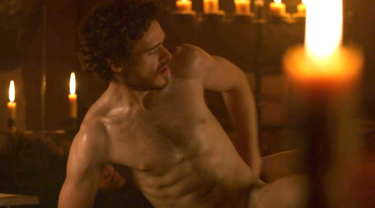Richard Madden Nude Game of Thrones