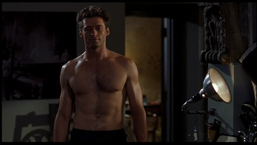 Hugh Jackman Shirtless