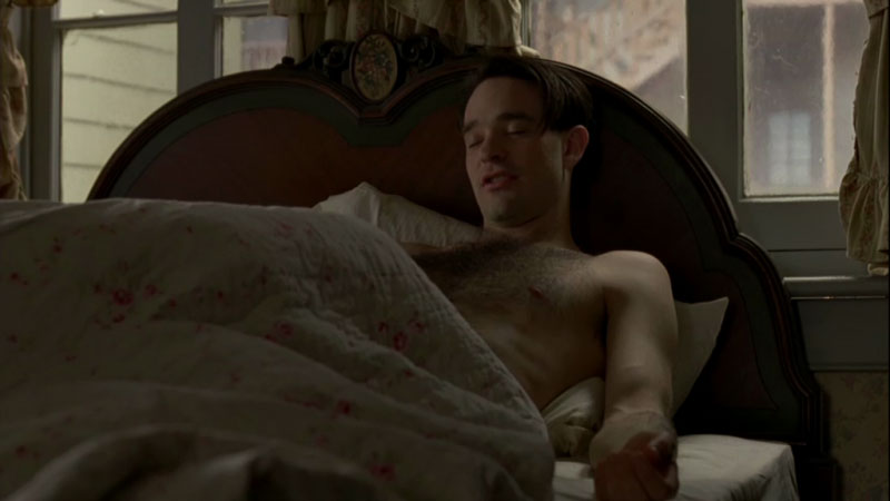 Charlie Cox Shirtless